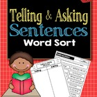 Telling or Asking Sentences