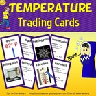 Temperature Vocabulary Cards