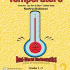 Temperature Worksheets | Elementary Math Worksheets | 3rd,