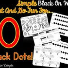 Ten Black Dots Printables!
