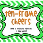 Ten Frame Cheers
