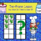 Ten-Frame Lesson - Making 10s