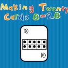 Ten Frame Playing Cards - 0-20