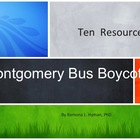Ten Great Sources on the Montgomery Bus Boycott