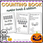 Ten Little Pumpkins:  Common Core - decomposing numbers, n