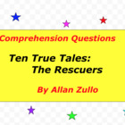 Ten True Tales: The Rescuers