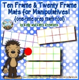 Ten and Twenty Frame Workmats