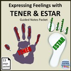 Tener Expressions + Feelings and Estar and adject. (answer