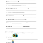 Tener idioms worksheet
