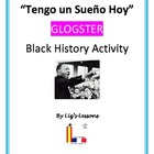 &quot;Tengo un sueno hoy!&quot; Spanish Glogster Black History Activity