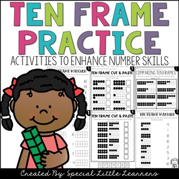 Tens Frame Practice: Worksheets and Games