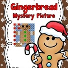 Tens and Ones Place Value Mystery Picture (Gingerbread) 1-120