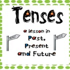 Tenses - Past, Present and Future.