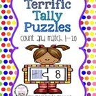 Terrific Tally Marks Puzzles