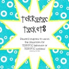 Terrific Tickets Reward Coupons/Scratch Offs