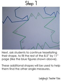 Tessellation Angle Measures Challenge!