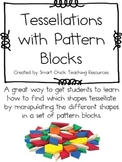 Tessellations with Pattern Blocks ~ A Hands-on Math Activity