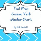 Test Prep-Common Verb Anchor Charts