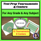 Test Prep Tournaments For Any Grade and Any Subject
