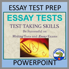 Test Taking Skills For Essay Tests PowerPoint