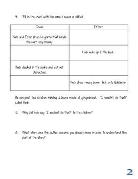 Test Taking Skills Review packet
