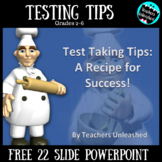 Test Taking Tips