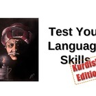 Test Your Kurdish Learning Ability - Warm Up/Bellringer