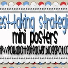 Test-taking Strategies Mini Posters
