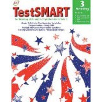 TestSmart Reading and Comprehension Grade 3