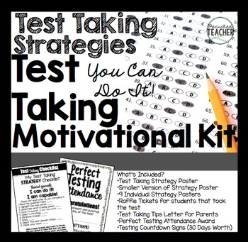 Testing Strategies First-Aid Kit