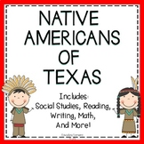 Native Americans Of Texas