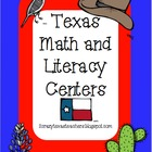 Texas Literacy and Math Centers