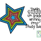 Texas STAAR Fourth Grade Writing Study Guide