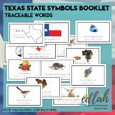 Texas State Symbols Booklet