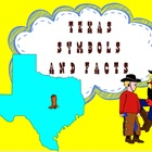 Texas Symbols and Facts - Smartboard Activity