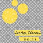Texas Teacher & Lesson Planner Editable with TEKS {A Shade