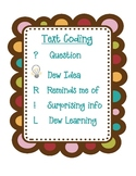 Text Coding Poster