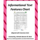 Text Feature Chart (23 Features)