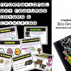 Text Features Pack: Posters &amp; Activities for Informational Text