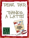Thanks A Latte, Letters To Dad