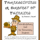 Thanksgiving:  A Harvest of Thinking (Interdisciplinary Unit)