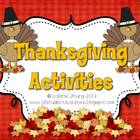 Thanksgiving Activities For Your Classroom