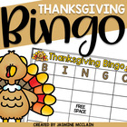 Thanksgiving Bingo-Thanksgiving Themed Bingo Game