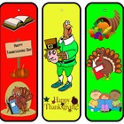 Thanksgiving Bookmarks - Have a Happy Thanksgiving!