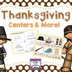 Thanksgiving Centers & Supplementary Activities - Common C