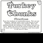 Thanksgiving Chunks
