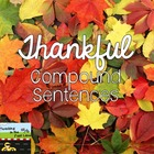 Thanksgiving Compound Sentences for November