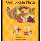 Thanksgiving Cornucopia Math Fun!
