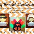 Thanksgiving  { Craftivity }