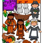 Thanksgiving Day {Creative Clips Digital Clipart}